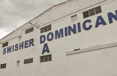 Image of Swisher's Dominican Republic Manufacturing Facility
