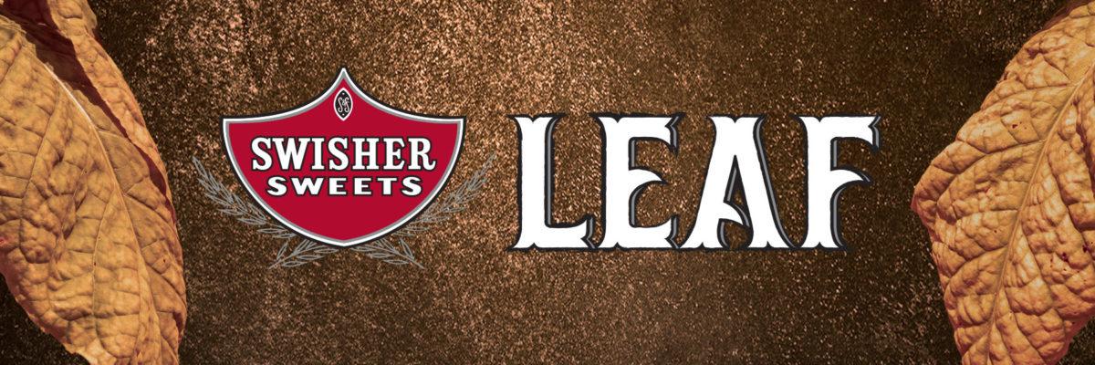 Swisher Leaf Logo