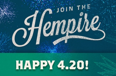 Join The Hempire Logo