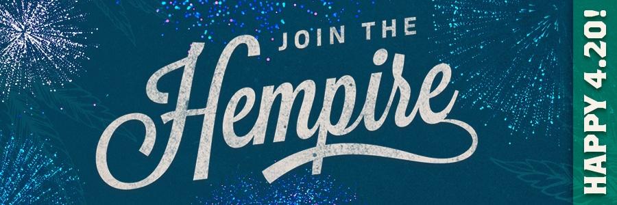 Join The Hempire Logo