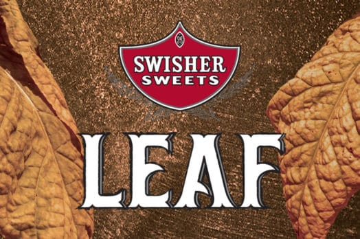Swisher Leaf Logo