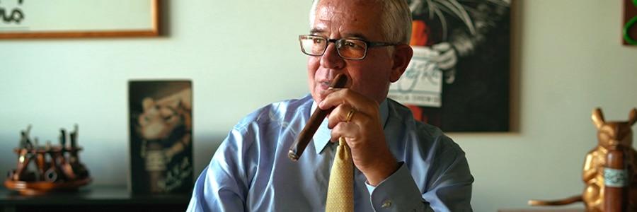 Drew Estate CEO Glenn Wolfson Swisher