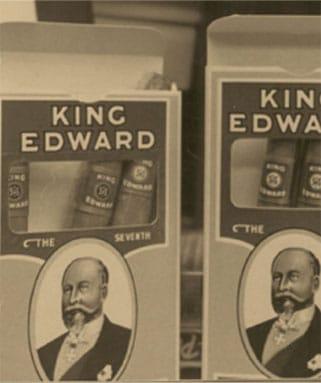 Swisher King Edward Boxes