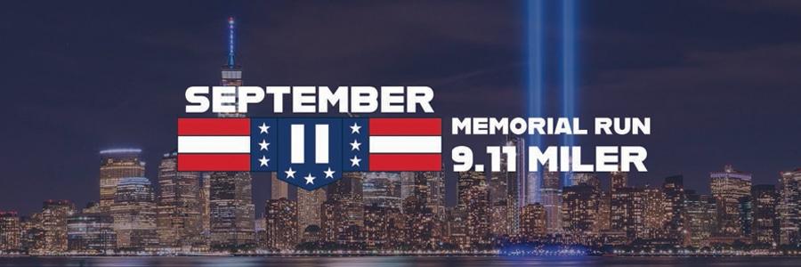 September 11 Memorial Run