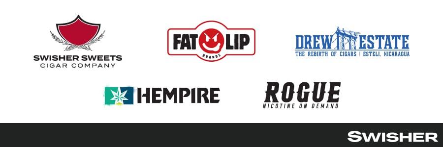 Swisher Business Logos