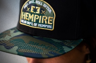Swisher Hempire Hat