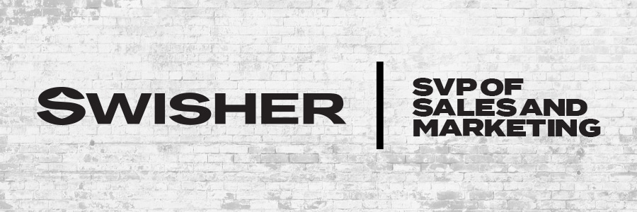 Swisher SVP Sales & Marketing Masthead