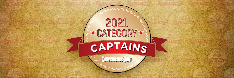 2021 Category Captains Award Header Convenience Store News Swisher