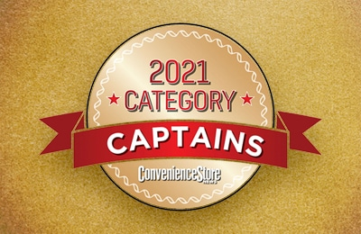 2021 Category Captains Award Convenience Store News Swisher