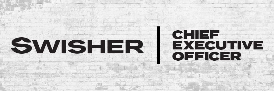 Swisher Chief Executive Officer Masthead