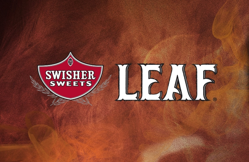 Swisher SweetsLeafnatural rough-cut cigars for retailers, convenience stores, and wholesale